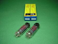2 x EL84 JJ ELECTRONIC factory matched pair -> 6BQ5 Tube amp / Röhrenverstärker