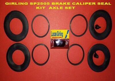 FRONT CALIPER REPAIR KIT FOR THE AUSTIN ALLEGRO ALL MODELS SP2867