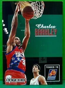 Charles Barkley regular card 1992-93 Skybox #179