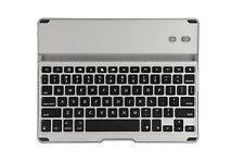 ZAGG PRO Bluetooth Keyboard for Apple iPad 2/3/4-Aluminum