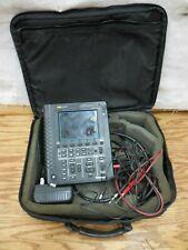 Tektronics Tekscope Ths720 Handheld Oscilloscope