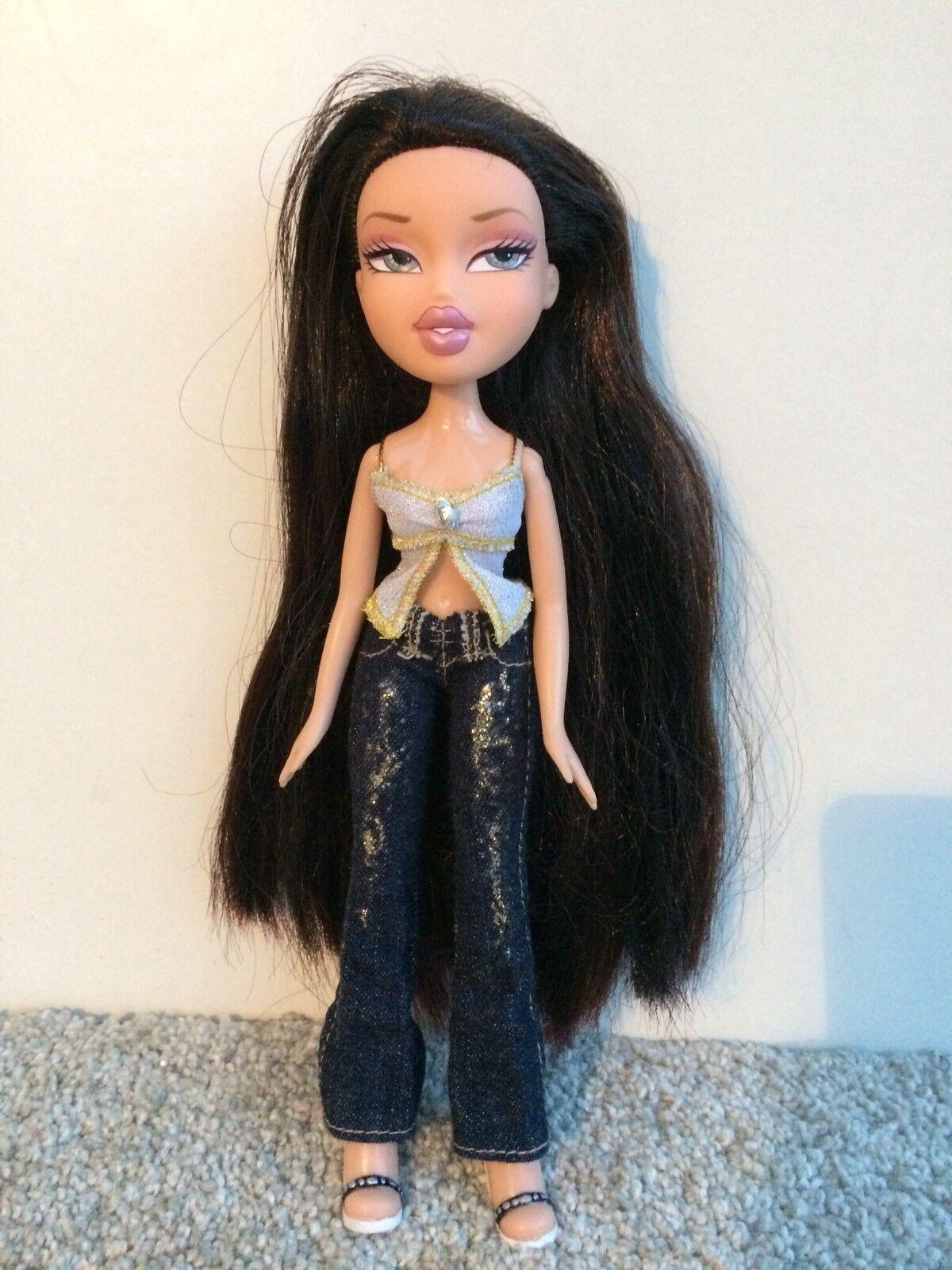 BRATZ MAGIC capelli Jade DOLL RARE VHTF