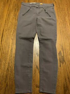 anthropologie-pilcro-and-the-letterpress-Pants-Size-29-Zipper-Legs-Gray
