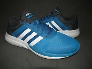 Details about Adidas NEO Flow 2 Cloudform Blue White Low Running Shoes Men's 12M