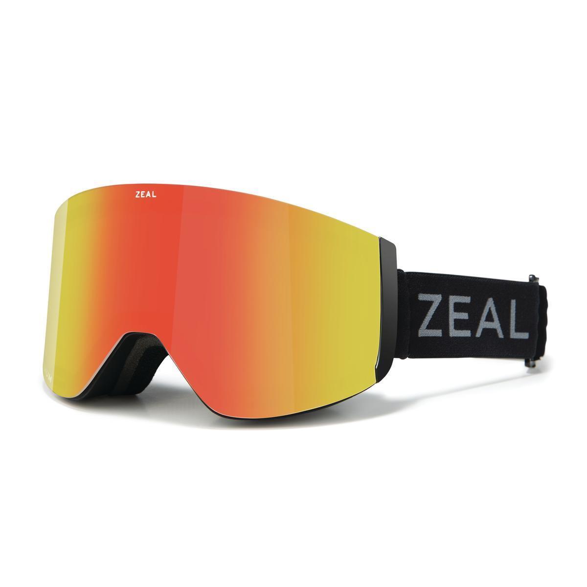 Zeal Hatchet Goggles Dark Night Phoenix Mirror + Sky  bluee Mirror  deals sale