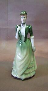 Coalport-Figurine-Victoria-Ladies-of-Fashion-Series-Made-in-England