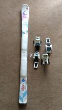 066c8ed890334b Ski Second-hand Junior Volkl Chica Turquoise Bindings 120 Cm for ...