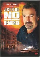 Jesse Stone No Remorse Sealed Dvd Tom Selleck