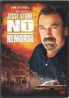 Jesse Stone No Remorse Sealed Dvd Tom Selleck