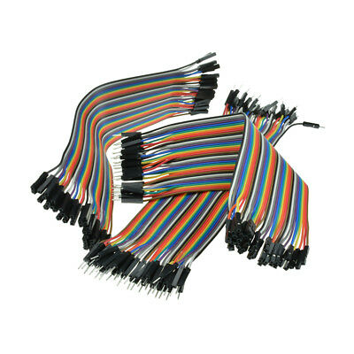 20cm 2.54mm Female to Female Wire Jumper Cable 1P-1P For Arduino ASS