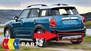 MINI-NEW-GENUINE-COUNTRYMAN-F60-ALL4-REAR-BUMPER-COVER-PANEL-7411083