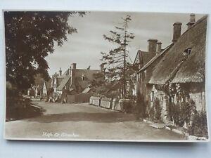High Street Stanton Gloucestershire