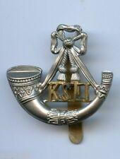 Kings Shropshire Light Infantry Beret Cap Badge