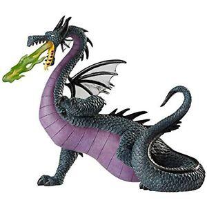 "Disney Showcase Collection Sleeping Beauty Maleficent Dragon Figurine 7.95 "" NIB"