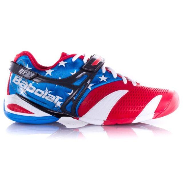 Babolat Propulse 3 Star & Stripes US Open Captain America Tennis Shoes 36S1272