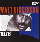 1976 by Walt Dickerson CD 708857941421