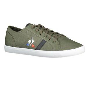 Lecoq-Sportif-Aceone-Scarpa-Sneakers-Olive-Uomo-NUOVA-COLLEZIONE-15