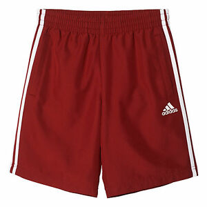 Adidas-Kids-Boys-Shorts-Athletics-Sports-Essentials-3-StripesTraining-BQ2825