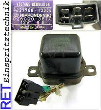 Spannungsregler NIPPONDENSO 026000-3810 Toyota Starlet 27700-13050 original