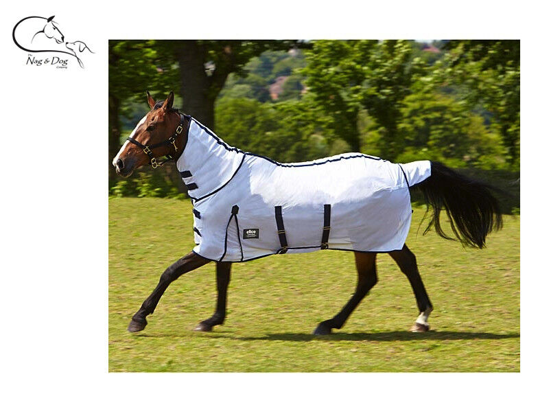 Elico Mendip Combo Fly Rug With Belly Flap Horse Pony 4'0 - 7'0  FREE DELIVERY