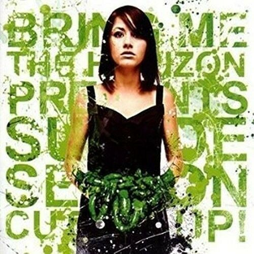 Bring Me the Horizon - Suicide Season Cut Up [New CD] Portugal - Import