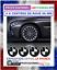 4x-Cache-Moyeu-Jante-Centre-De-Roue-Enjoliveur-Logo-insigne-BMW-68mm-Neuf miniature 1