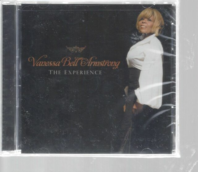Vanessa Bell Armstrong-The Experience CD FREE SHIPPING(Brand New-Factory Sealed)
