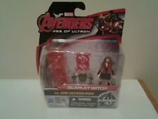 scarlet witch vs sub ultron 008 avengers figure  unopened sealed