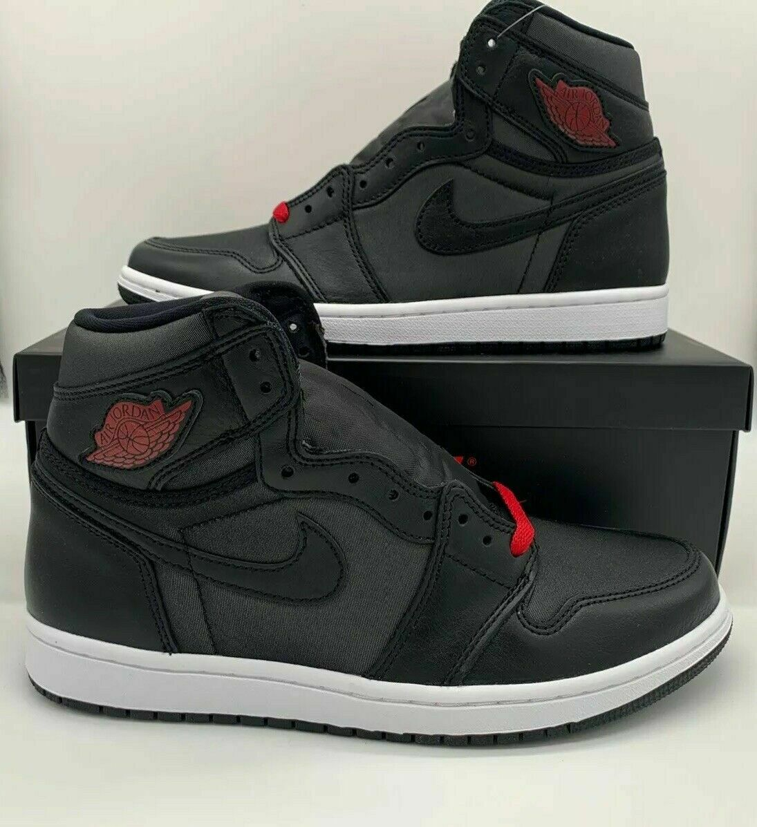2018 Nike Air Jordan 1 Retro High Og Blue Moon 555088 115 Mens