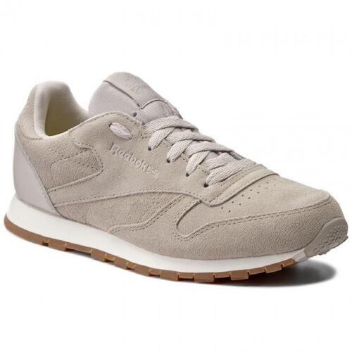 Reebok Classic CL Leather SG Sizes 5-5.5 Sandstone RRP £45 BNIB BS8952