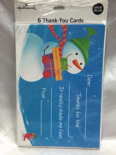 HALLMARK Christmas Cards Money Holders Gift Invitations Notecards Thank You Card