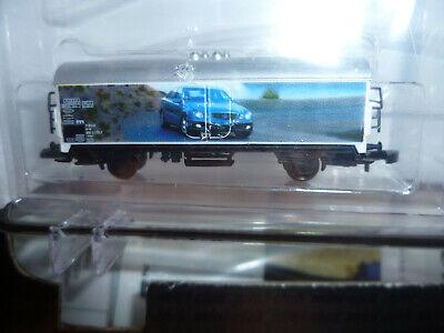 mit OVP aus einem Startset Werbewagen Mercedes Benz,RAR 81520 Märklin Spur Z
