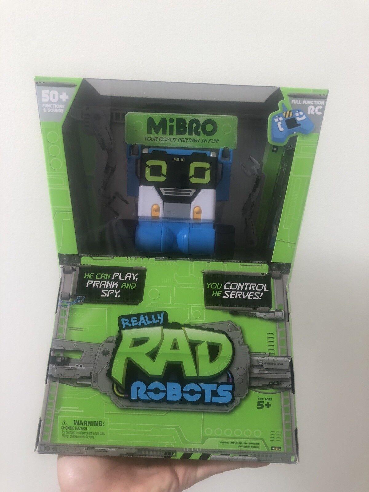RC Retuttiy Rad Robots-MiBro  Remote Control RC Robot  negozio online