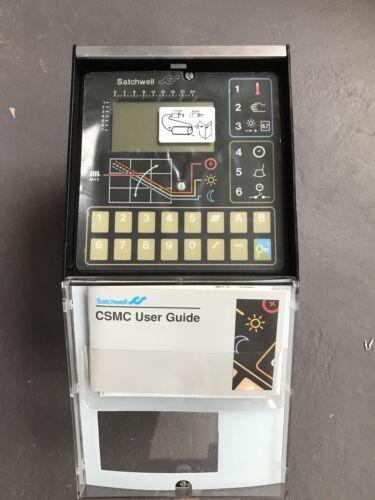 Schneider Satchwell CSMC 3804 Climatronic compensator Control panel #729//730