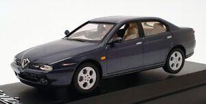 Solido-MODELLINO-IN-SCALA-1-43-AUTO-1551-ALFA-ROMEO-166-Blu