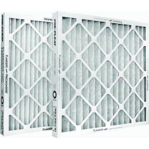 """20x20x2 Flandre MERV 8 Filtre à air = Boîte de 12 = 20/"""" X 20/"""" X 2/"""" 154151 x12"""
