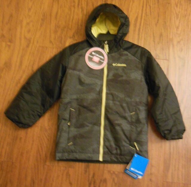 23ea92215 Boys Columbia Snowpocalyptic Thermal Coil Outgrown System Jacket ...