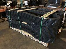 400x725x74 Rubber Track Set Qty 2 Takeuchi Tb045 Tb145 Tb153fr Tb250a Tb53fr