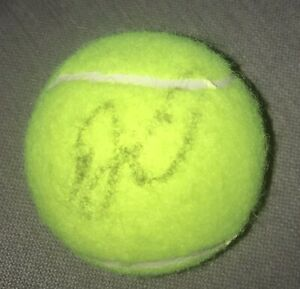 DOMINIC-THIEM-SIGNED-AUTOGRAPH-TENNIS-LEGEND-CHAMPION-NEW-BALL-WITH-COA