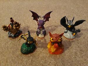 Le Meilleur Skylanders Figurines Bundle Pre Owned-afficher Le Titre D'origine Usines Et Mines
