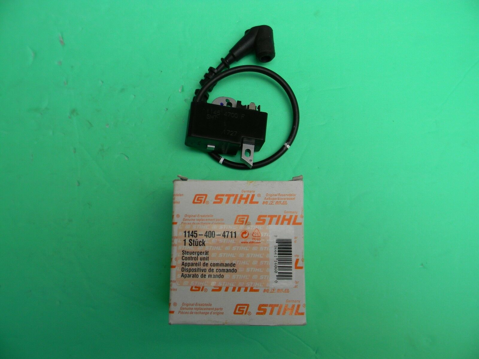 Nuevo Original Equipment Manufacturer Stihl MS201 MS201 C 201 Bobina 201TC Unidad De Control   T 1145 400 4711 -- DR37