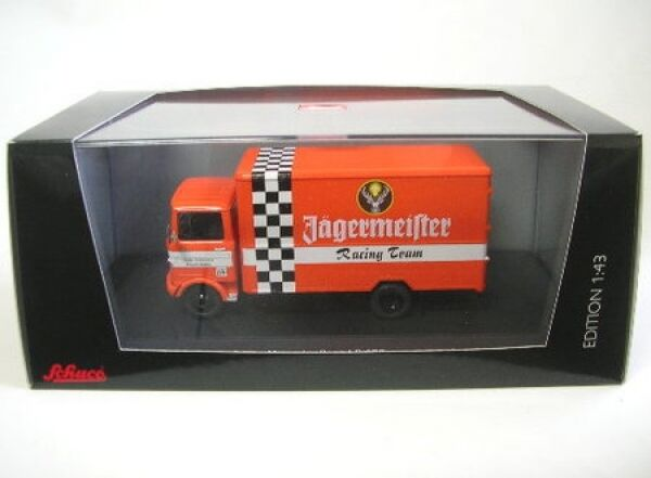 Mercedes-benz LP 608 Jägermeister Racing Team