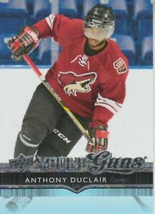 2014-15-Upper-Deck-Young-Guns-RC-530-Anthony-Duclair-Coyotes