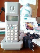 Téléphone sans fil SIEMENS GIGASET A110 (non testé)