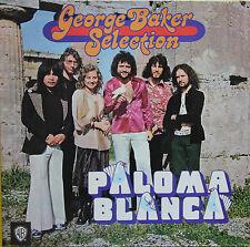 "Vinyle 33T George Baker Selection ""Paloma blanca"""
