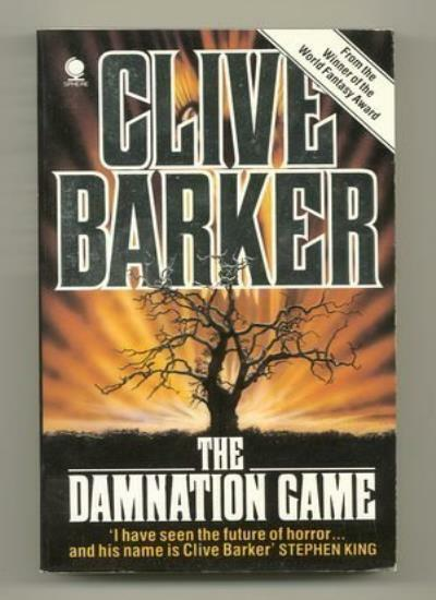 The Damnation Game,Clive Barker- 9780722114162