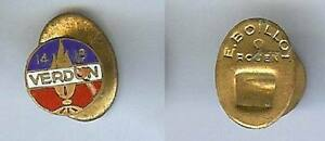 Anciens combattants - Ceux de Verdun 14-18 d = 12 mm EE 0jmB2fXB-09172253-481494224