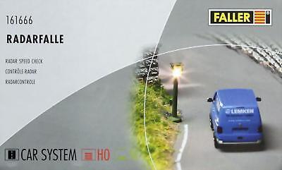 Faller 161666 car-System radarfalle #neu en OVP #