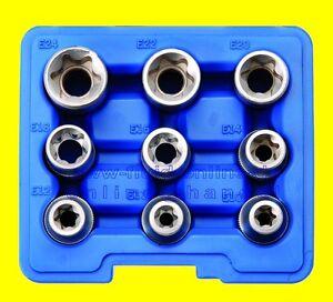 TX Stecknuss Knopf Maschinenschraube Bolzen