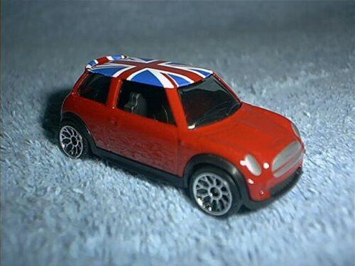 Pick your vehicle Loose Matchbox Austin Mini Cooper S